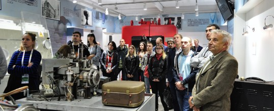 Молодые специалисты атомной отрасли посетили музей Радиевого института им. В.Г. Хлопина